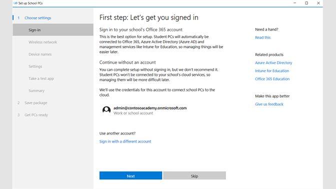 Get Set up School PCs - Microsoft Store