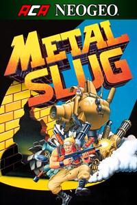 Carátula del juego ACA NEOGEO METAL SLUG
