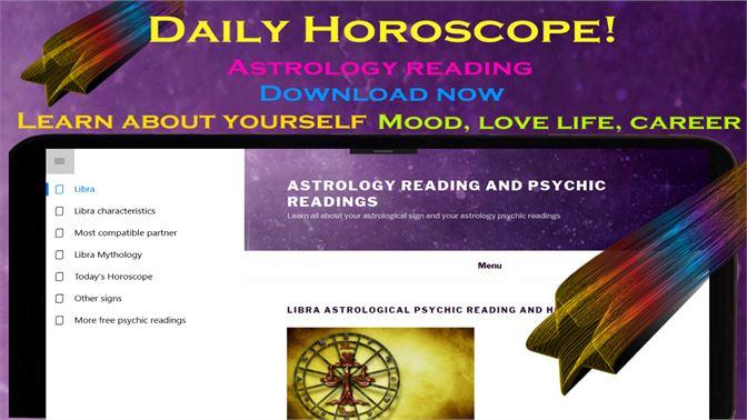 Get Libra daily horoscope - Astrology psychic reading - Microsoft