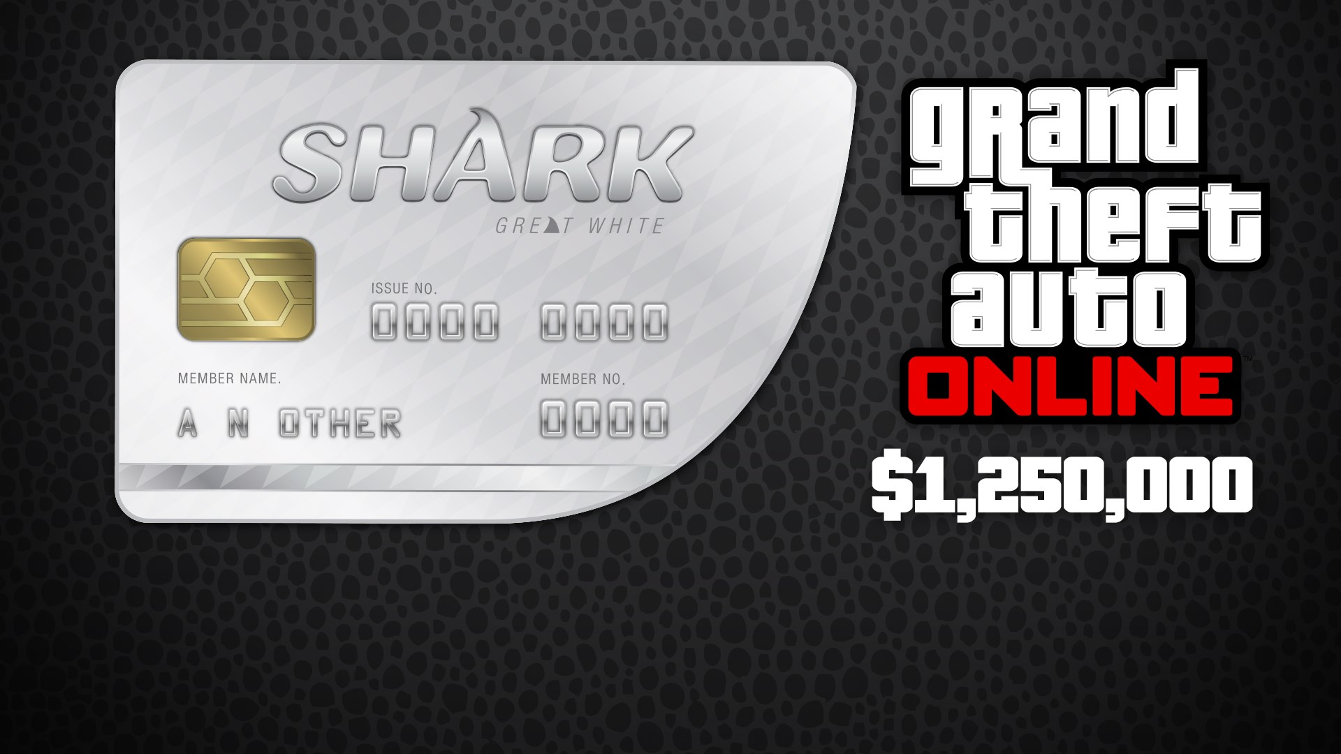 Great White Shark Cash Card