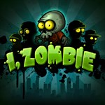 I, Zombie Logo