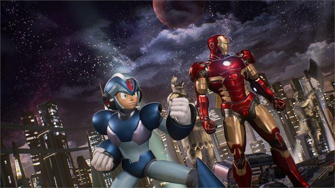 الحصول على Marvel vs  Capcom: Infinite Demo - Microsoft Store في ar-SA