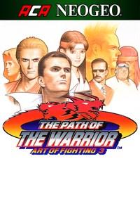 ACA NEOGEO ART OF FIGHTING 3