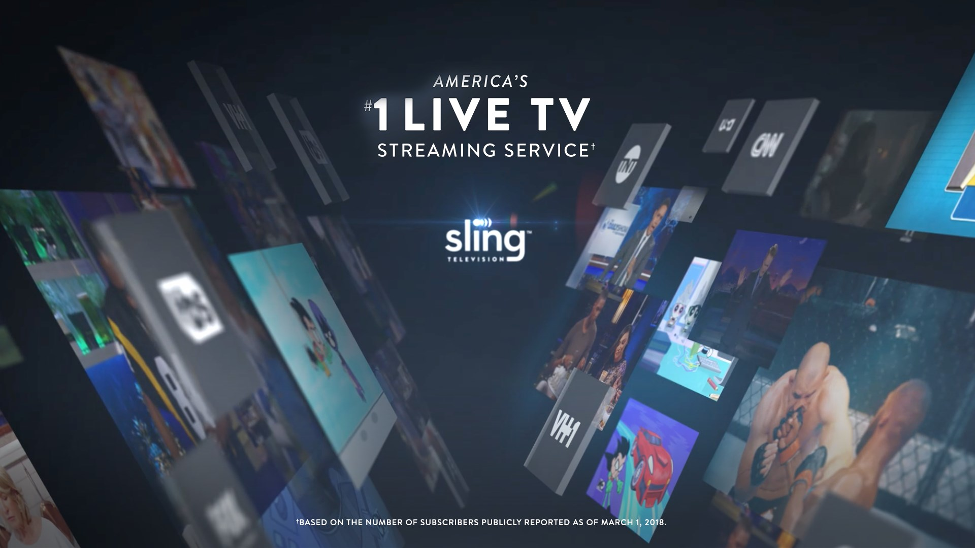 Get Sling TV - Microsoft Store