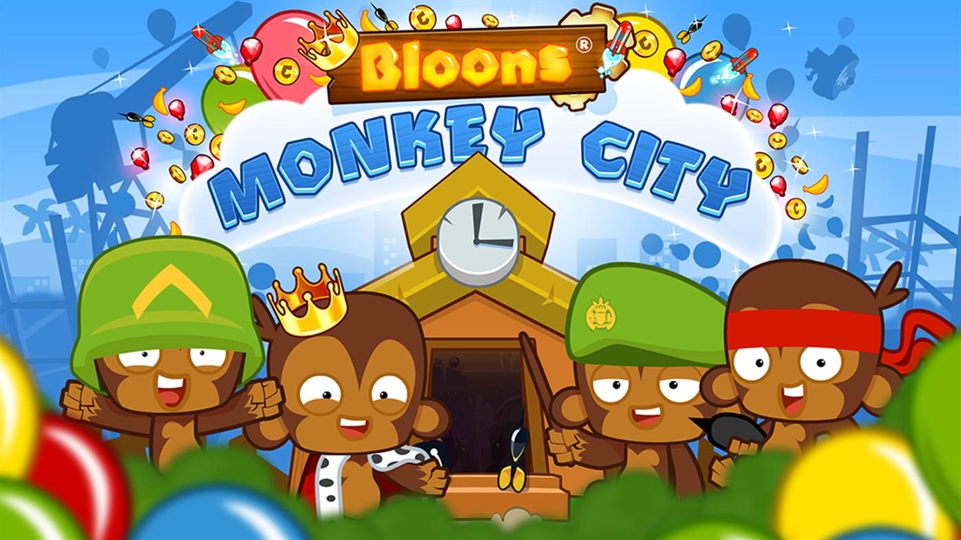#5. Bloons Monkey City (Windows Phone)
