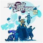 Risk of Rain 2 Logo