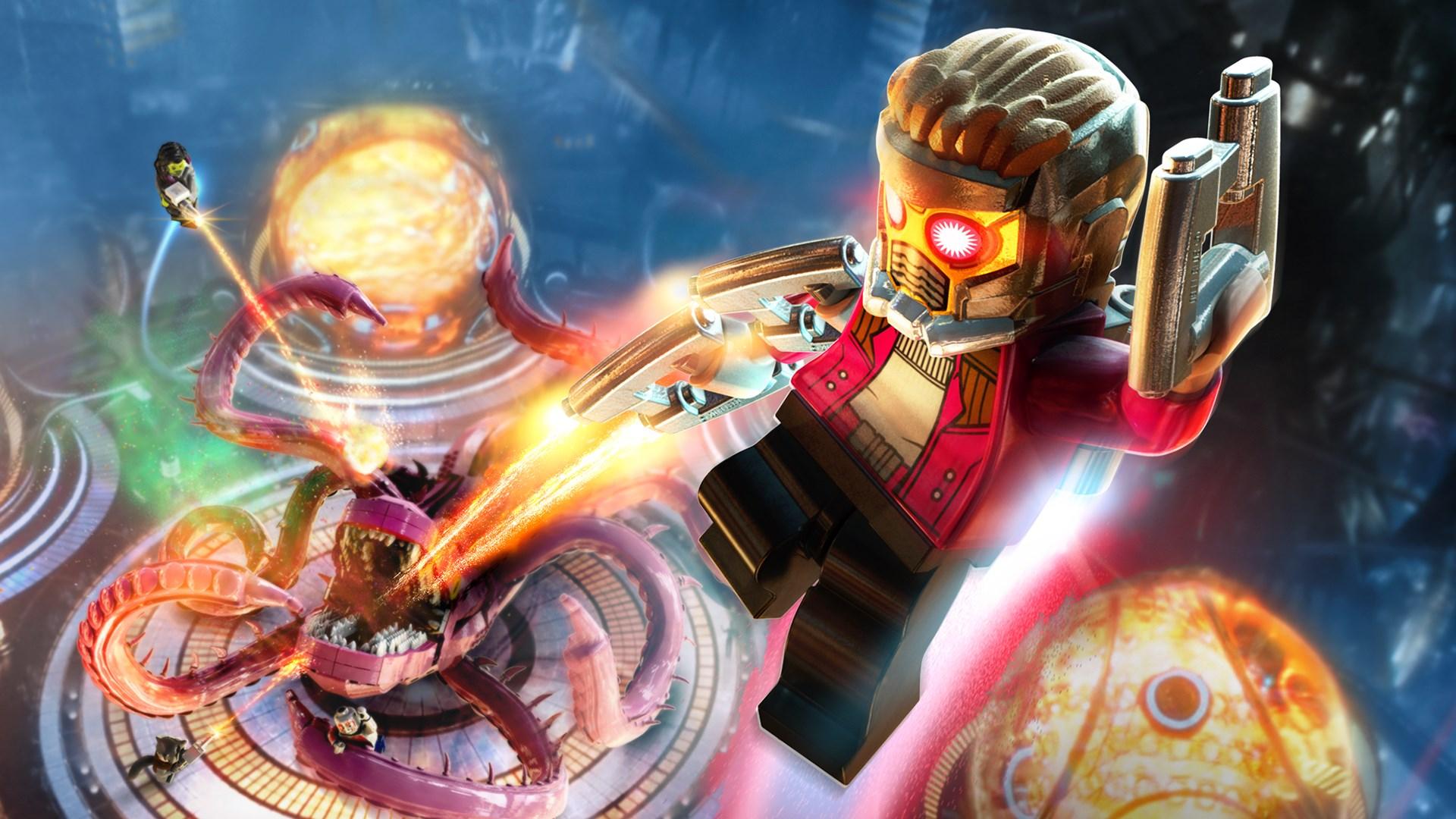 Fases do filme Guardiões da Galáxia: Vol. 2 da Marvel