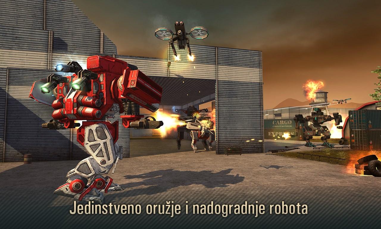 Online robota