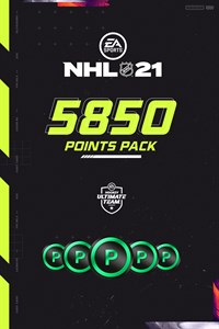 NHL™ 21 5850 Points Pack