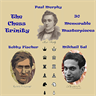 Chess Trinity - Morphy - Tal - Fischer