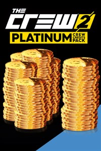 Carátula para el juego The Crew 2 Platinum Crew Credits Pack de Xbox 360