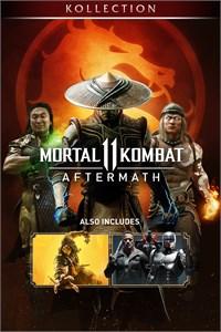 Carátula para el juego Mortal Kombat 11: Aftermath Kollection de Xbox 360