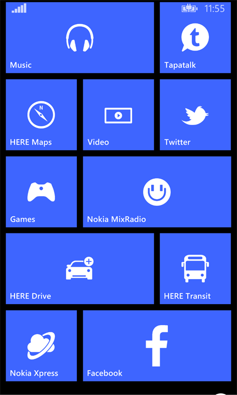 Download transparency tiles xap app for windows phones for Tile layout app