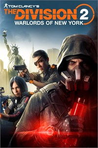 Carátula para el juego The Division 2 - Warlords of New York Edition de Xbox One