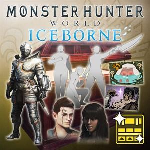 Kit Deluxe de Monster Hunter World: Iceborne Xbox One