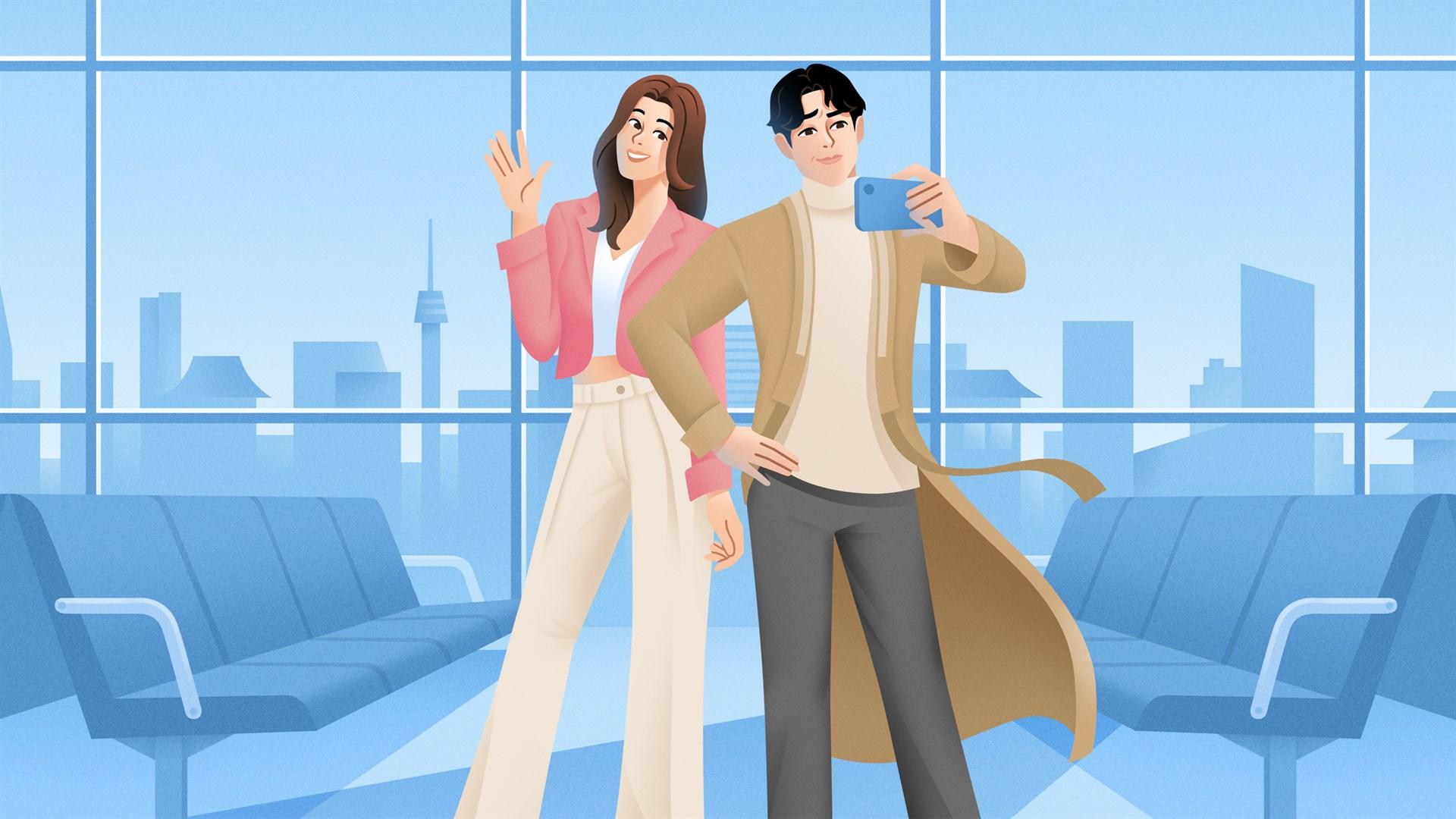 The Sims™ 4 Kit Incheon nas Alturas
