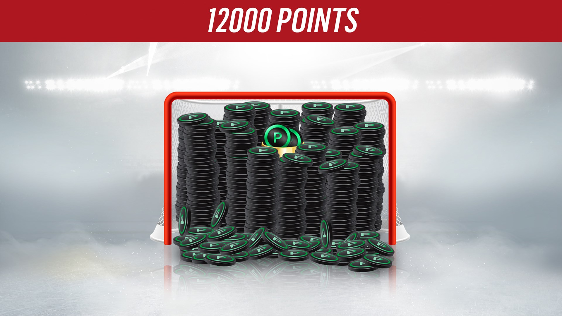 Pack de 12 000 NHL™ 18 Points