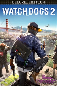Carátula del juego Watch Dogs2 - Deluxe Edition