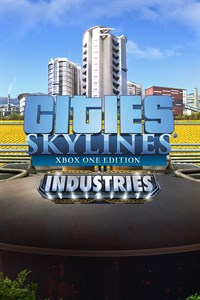 Carátula del juego Cities Skylines - Industries
