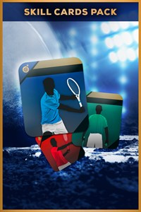 Carátula del juego Tennis World Tour - Skill Cards Pack
