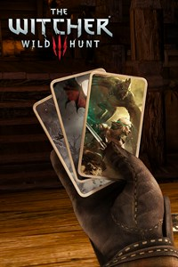 """Ballad Heroes"" Neutral Gwent Card Set"