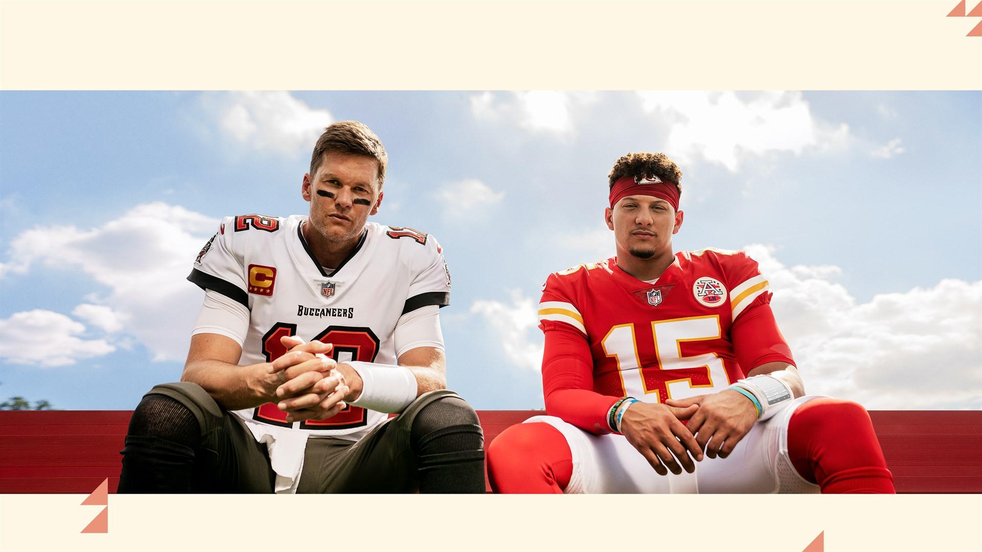 Madden NFL 22: Материалы издания MVP