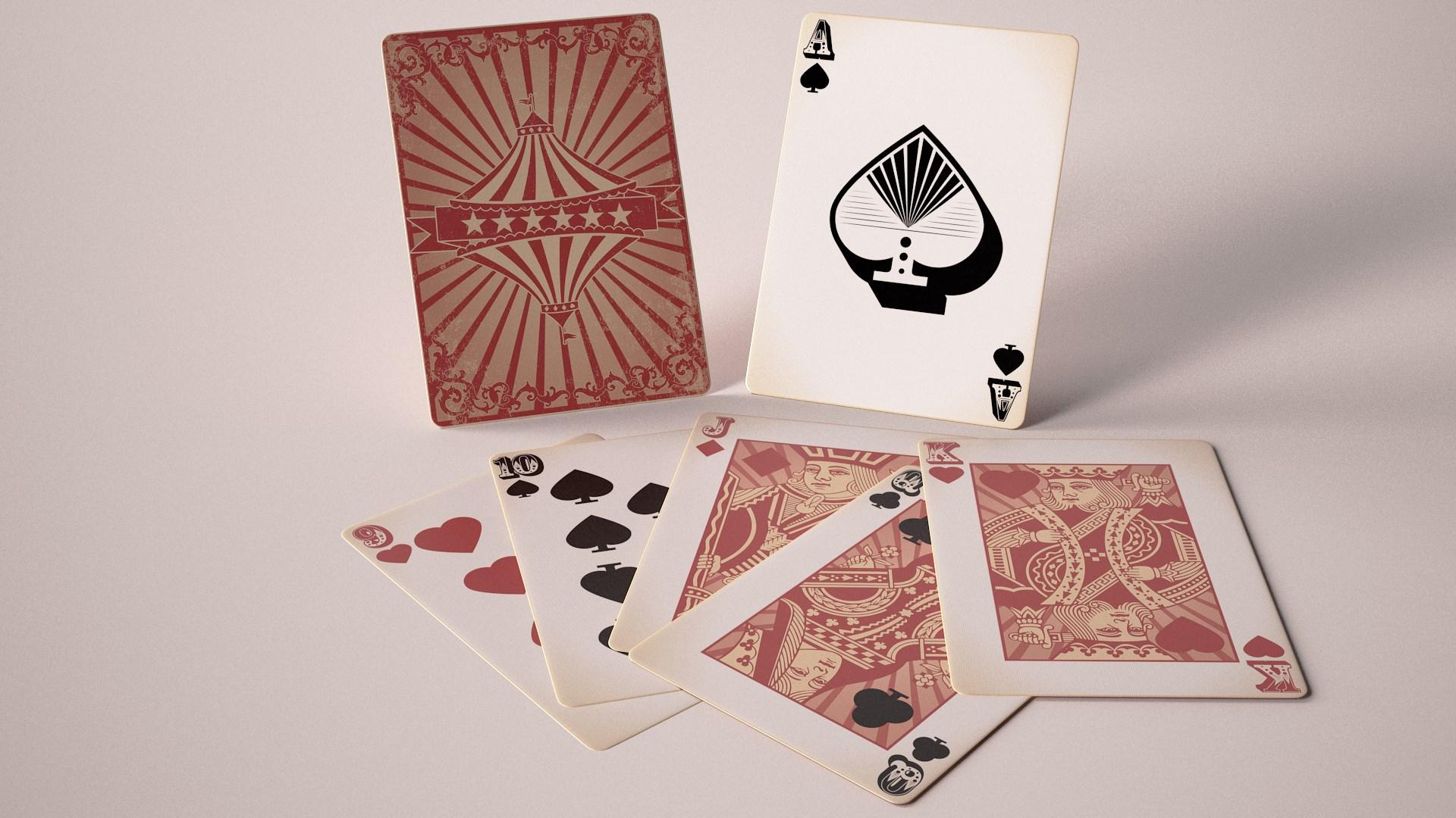 Конферансье колода карт