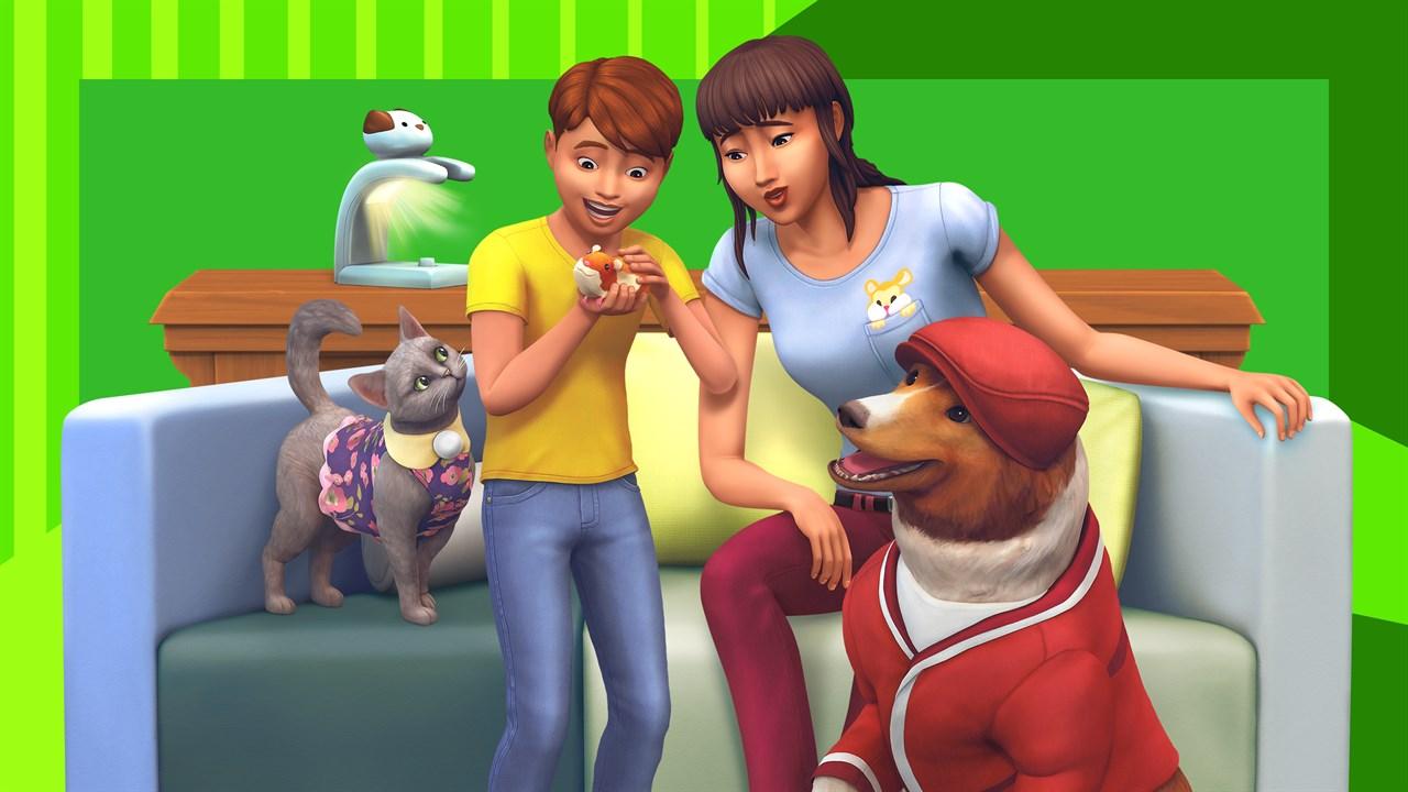 Die Sims 4 Mein Erstes Haustier Accessoires Kaufen Microsoft Store De De