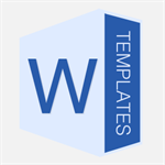 Templates for MS Word Logo