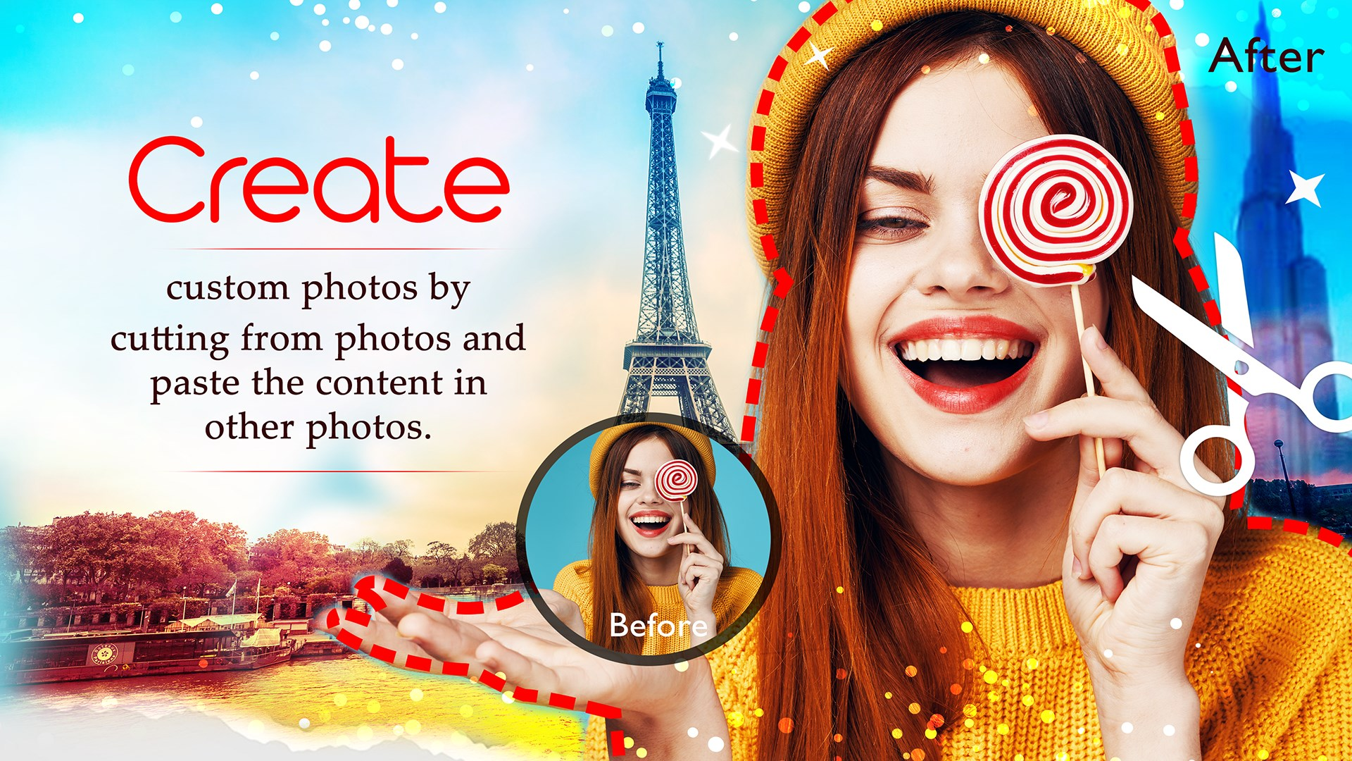 photo cut and paste software free download for pc