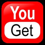 Downloader for YouTube Twitter Tumblr Instagram TikTok - You-get Video Downloader Logo
