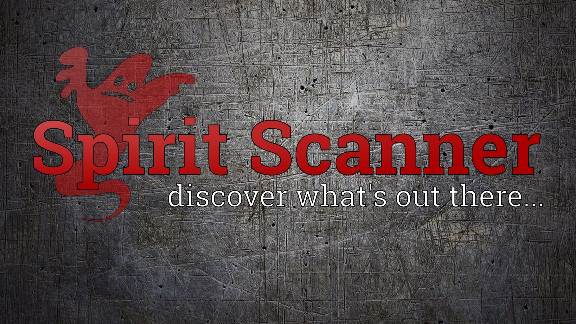 Get Spirit Scanner - Microsoft Store