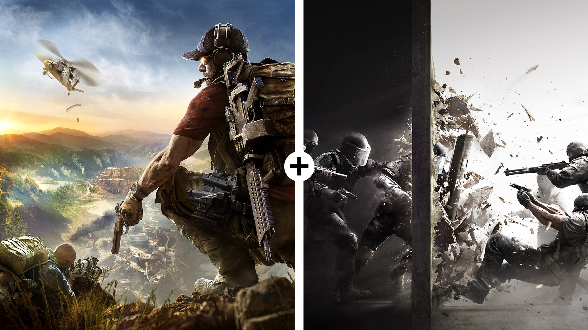 Buy Tom Clancy's Ghost Recon® Wildlands and Tom Clancy's Rainbow Six