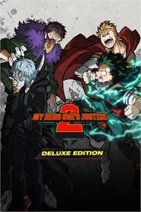 Carátula para el juego MY HERO ONE'S JUSTICE 2 Deluxe Edition de Xbox 360