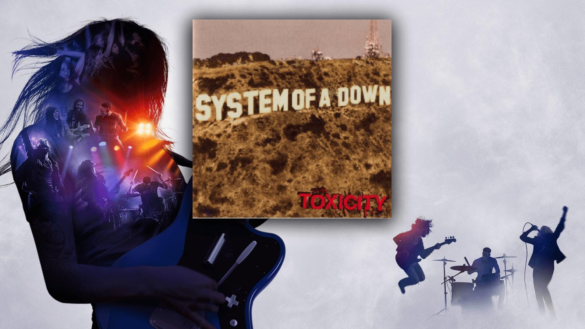 """""""Chop Suey!"""" - System of a Down"""