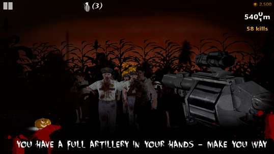Zombie Zone: Undead Survival screenshot 5