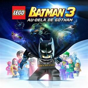 LEGO® BATMAN™ 3: AU-DELÀ DE GOTHAM Xbox One
