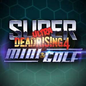 Superultra Minigolfe de Dead Rising 4 Xbox One
