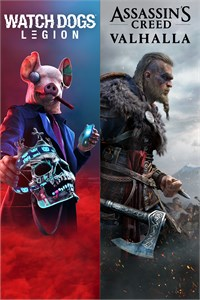 Assassin's Creed Valhalla + Watch Dogs: Legion Bundle