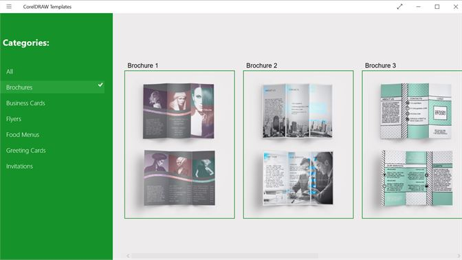 buy coreldraw templates microsoft store en in