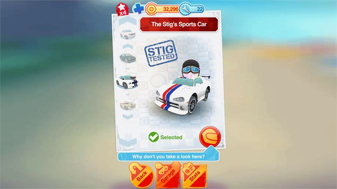Get Top Gear: Race The Stig - Microsoft Store