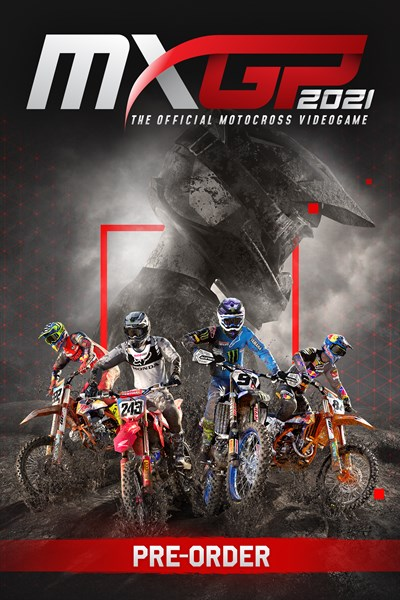 MXGP 2021 - Xbox Series X S - Pre-order