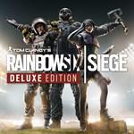 Tom Clancy's Rainbow Six® Siege Deluxe Edition Logo