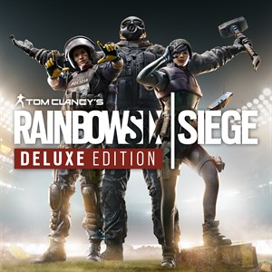 Tom Clancy's Rainbow Six® Siege Deluxe Edition Xbox One