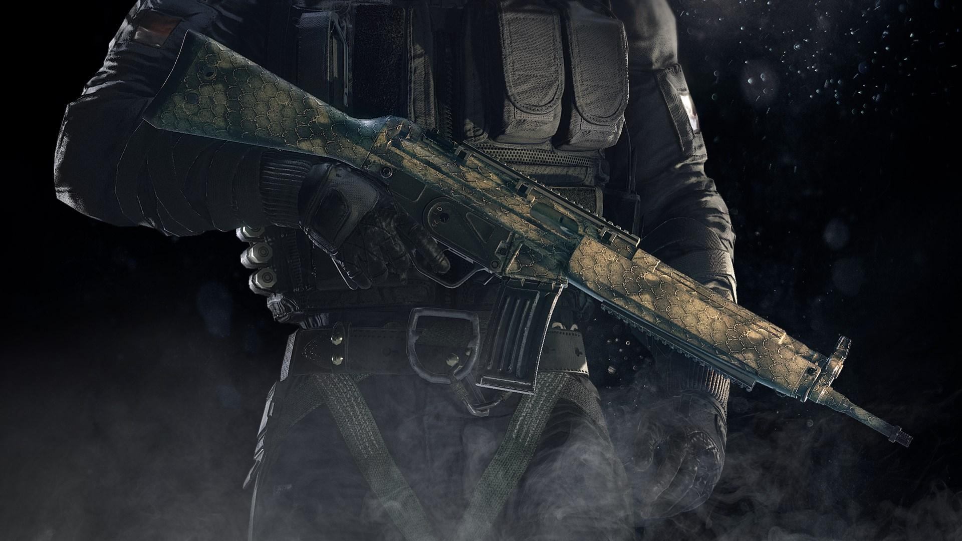 Snake Weapon Skin