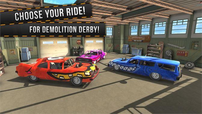 Get Demolition Derby Multiplayer - Microsoft Store