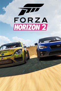 Forza Horizon 2 Rockstar Car Pack