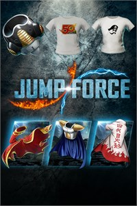 JUMP FORCE - Pre-Order Items Pack