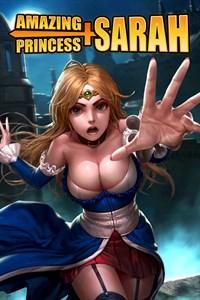 Carátula del juego Amazing Princess Sarah