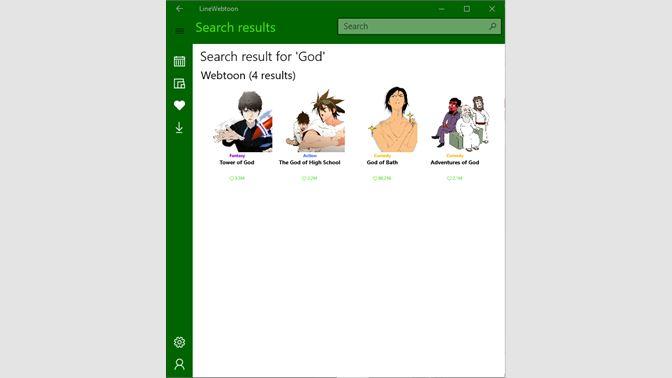 Get LineWebtoon - Microsoft Store